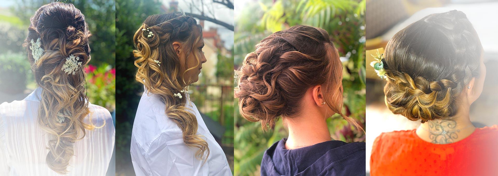 Coiffure - Coupe et couleur de cheveux